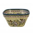 Pottery Avenue Purple Lotus Small Stoneware Bowl