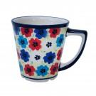 Pottery Avenue 13.5-oz Stoneware Latte Mug - 1920-DU220 GARDEN USA