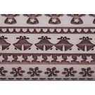 """Pottery Avenue and Wooden Corner brings you these wonderful 4.5"""" embossing rolling pins - SEP-226 HOLIDAY BELLS"""