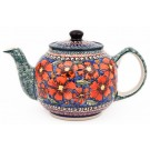 Pottery Avenue Cherished Friends Teapot