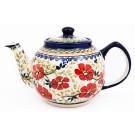 Pottery Avenue 34 LOVE BLOSSOM oz Teapot | EX UNIKAT
