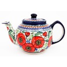 Pottery Avenue 34oz Stoneware Tea For Two - 596-257EX Bellissima