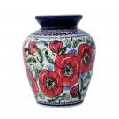Pottery Avenue BELLISSIMA Stoneware Designer Vase - 789-257EX BELLISSIMA