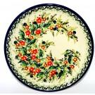 "Pottery Avenue 7.75"" SEASONS Stoneware Salad Plate | UNIKAT"