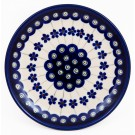Pottery Avenue 6.5-inch Bread & Butter - Dessert Plate - 818-166A Flowering Peacock