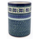 "Polish Pottery 7"" Utensil Jar-Bottle Chiller - 832-DU121 Dearest Friend"