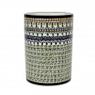 "Pottery Avenue 7"" Stoneware Utensil Jar-Crock-Bottle Chiller - 832-DU199 Enchanted"