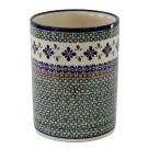 Pottery Avenue 7-inch Stoneware Utensil Jar-Crock-Cooler-Vase - 832-DU60 Sweetie Pie