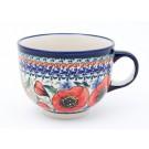 17 oz. Cappuccino-Soup Cup