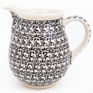 Pottery Avenue 3.6 Cup ELEGANT TIMES Stoneware Pitcher | CLASSIC