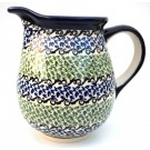 Pottery Avenue 28-oz Stoneware Pitcher - 951-1182A Celebrate