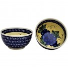 Pottery Avenue Grapes 2 Cup Stoneware Cereal Bowl - 971-DU8