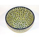 "Polish Pottery 8"" BACOPA Stoneware Mixing Bowl 