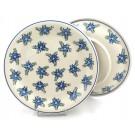 """Pottery Avenue Vena Alison 10.25"""" Dinner Stoneware Plate"""