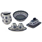 Pottery Avenue 4pc Sweetie Pie Combo Designer Essentials Stoneware Kit/ Sweetie Pie and Sweetheart