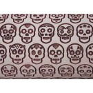 """Pottery Avenue 10"""" Embossing Rolling Pin DAY OF THE DEAD - LEP-051"""