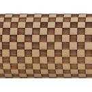 """Pottery Avenue Checks 10"""" Embossing Rolling Pin pattern - LEP-057"""