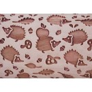 """Pottery Avenue 10"""" Embossing Rolling Pin HEDGE HOG - LEP-183"""