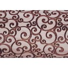 """Pottery Avenue 10"""" Embossing Rolling Pin CURLS - LEP-235"""