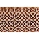 "Pottery Avenue Brings Wooden Corner's Embossed 10"" Rolling Pin Pattern - LEP-075 Modern Boho"
