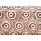 """Pottery Avenue and Wooden Corner brings you these wonderful 4.5"""" embossing rolling pins - SEP-294 OWL EYES"""