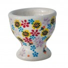 Polish Pottery HARMONIOUS 2.25-inch Stoneware Egg Cup | CLASSIC