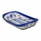 Pottery Avenue Large Stoneware Flared Dish - V108-U464 WINSOME