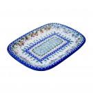 Pottery Avenue 11' Stoneware Platter - V120-C309 SWISS SEASON