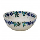 Polish Pottery MEOW Mini Stoneware Bowl | CLASSIC