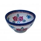 Pottery Avenue 16-oz Stoneware Rice Bowl - V233-A280 FOLK UNIKAT