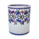 Pottery Avenue Stoneware Utensil Jar - V382-A110 REJUVENATE