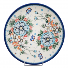 Pottery Avenue 10-inch Stoneware Dinner Plate - V453-A300 ADORABLE