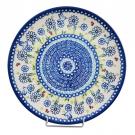 "Pottery Avenue 10"" Dinner-Pizza Plate - V453-U464 WINSOME"