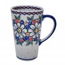 Pottery Avenue Stoneware Travel Mug - V468-A110 REJUVENATE