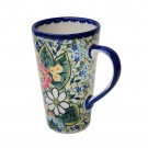 Pottery Avenue Vena Stoneware Travel Mug -V468-A510 EXOTIC