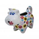 Pottery Avenue Vena Stoneware Cow Cramer - V476-C115 HARMONIOUS