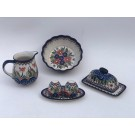 Pottery Avenue 4pc Essential Butterfly Stoneware Pack 149AR & 208AR