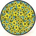 "Polish Pottery CITRINE 7.75"" Stoneware Salad Plate | UNIKAT"