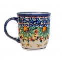 Polish Pottery LIMITED RUN 12-oz Stoneware Mug | UNIKAT