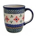 Polish Pottery SWEETIE 12-oz Stoneware Mug | ARTISAN