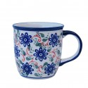 Polish Pottery RIVERBANK 12-oz Stoneware Mug | CLASSIC
