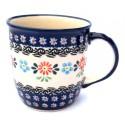 Polish Pottery HERITAGE 12-oz Stoneware Mug | CLASSIC