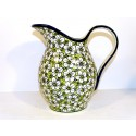 Polish Pottery BACOPA 2-Quart Stoneware Pitcher | UNIKAT