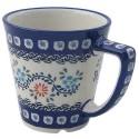 Polish Pottery HERITAGE HOME 13-oz Latte Stoneware Mug | CLASSIC