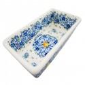 Polish Pottery AFFECTION Stoneware Rectangular Deep Dish-BAKER | A-UNIKAT