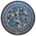 "Polish Pottery NORDIC 7.75"" Stoneware Salad Plate | UNIKAT"