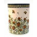 "Pottery Avenue 7"" Utensil Jar 