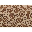 "10"" Embossing Rolling Pin Easter"