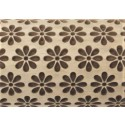 "4.5"" Embossing Rolling Pin Daisy"