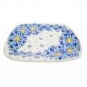 Polish Pottery AFFECTION Stoneware Rectangular Platter (MD) | A-UNIKAT